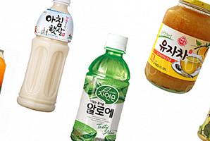 외국인들이 더 좋아하는 한국 음료 BEST 7