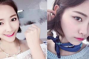 대륙의 기적! 중국의 단발여신 '쉬쟈치'의 미모 클라스