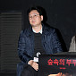 "[BZ포토] 전규환 감독, 고 김성민 ""굉장히 훌륭한 ..."