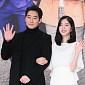 [BZ포토] 김견우-조아영, 흑과 백 '커플룩의 정석'