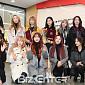 [BZ포토] 우주소녀, 멤버 여름-다영 '졸업 축하하...