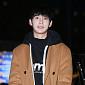 [BZ포토] 박성훈, '최선을 다해 웃고 있어요'
