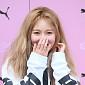 [BZ포토] 현아, 천진난만 해맑은 미소