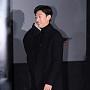 강기영, '언론시사회 첫 발걸음'
