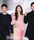 지승현-이세미-강기영, 웃음 떠나지 않는 유쾌한 시사회