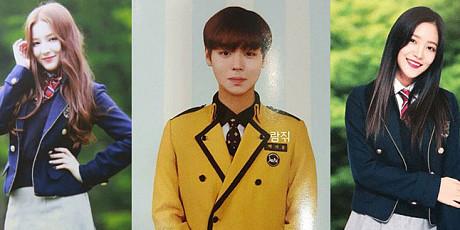 화보가 따로 없는 아이돌의 '졸업사진' 모음