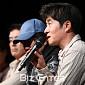 [BZ포토] 김상중, '18년 만에 연극 무대로...'