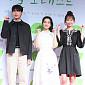 [BZ포토] 류준열-김태리-진기주, '리틀 포레스트' ...