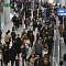 인천공항 제2터미널 개장 한 달...이용객 160만 명 돌파