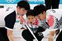 [평창 동계올림픽] 남자 컬링, 연장 접전 끝 덴마크에 8-9 패