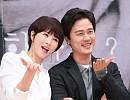 김선아-감우성, '키스 먼저 할까요?'