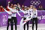 [평창 동계올림픽] 여자 쇼트트랙 3000m 계주 금메달…금빛 눈물도 터져