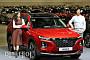 현대차 신형 싼타페…두달 연속 1만 대 판매 돌파