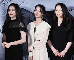 '곤지암' 박지현-오아연-문예원, '2018 호러퀸 예약'