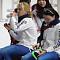 [평창 동계올림픽] '왕따 논란' 노선영, 논란 주역 김보름 박지우 '믹스트존 인터뷰 거부'… 관중은 노선영만 응원