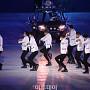 평창동계올림픽, 엑소의 화려한 군무