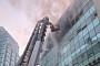 고양 복합상가건물 화재…사상자 3명 발생