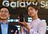 박보검, 갤럭시S9 말레이시아 출시 행사에 등장