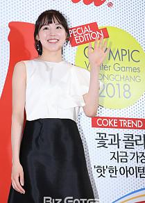 김아랑, '꽃미소 활짝~'