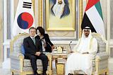 문 대통령, 27일 UAE 왕세제와 정상회담…건설·인프라, 에너지 등 협력 확대