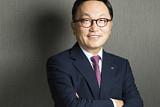 """박현주 회장 """"글로벌 비즈니스 확장 주력...국내는 전문가 책임경영"""""""