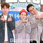 [BZ포토] 유세윤-김신영-이상민, '주간아' 3MC