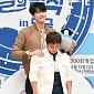 [BZ포토] 김영광, '병만족장 시무룩하게 만드는 기...