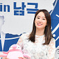 [BZ포토] 전혜빈, 남극 여전사의 핑크빛 미소