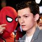 [BZ포토] 톰 홀랜드, '내가 진짜 스파이더맨인데'