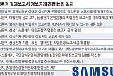백운규-김영주, 삼성 작업환경보고서 공개 놓고 시각차