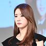 에이핑크 윤보미, '블랙으로 청순하게'