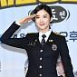 [BZ포토] 이청아, '시골경찰3' 순경으로 합류
