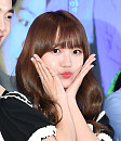 김소희, 깜찍한 꽃받침