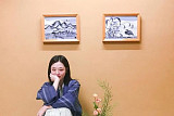 설리 근황 사진에 네티즌 우려 봇물, 무슨 일? '도코노마' 뭐길래…