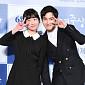 [BZ포토] 김환희-수호, 잔망스러운 미래와 재희