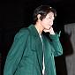 [BZ포토] 박보검, '퇴장도 멋지게'