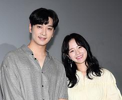 황찬성-박규영, '제6회 무주산골영화제' 홍보대사 위촉