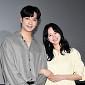 [BZ포토] 황찬성-박규영, 연인처럼 다정한 '무주산...