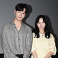 [BZ포토] 황찬성-박규영, '우리는 페스티벌 프렌즈'