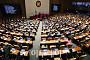469조 5700억 내년도 예산안, 국회 본회의 통과…야 3당은 불참(종합)