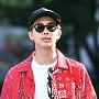 방탄소년단 RM, 표정에서 드러나는 자신감 뿜뿜
