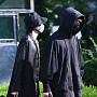방탄소년단 슈가-정국, 머리부터 발끝까지 블랙