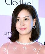 고소영, 샤방샤방 핑크빛 피부미인