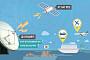KT 샛, 인공위성으로 항공기·선박에도 인터넷 서비스 제공