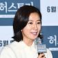 [BZ포토] 김희애, 민규동 감독의 제안 '체중까지 ...