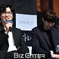 [BZ포토] 박희순, 캐릭터 이름을 '최우식'으로 할...