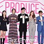 '프로듀스48' 이승기와 트레이너 군단