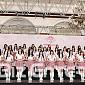 [BZ포토] '프로듀스48' 베일 벗은 96명의 한일 소녀들