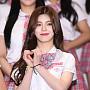 '프로듀스48' 고유진, 얼굴만큼 예쁜 하트