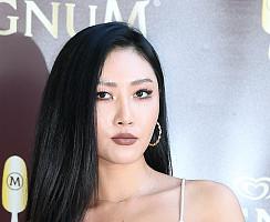 '곱창 언니' 마마무 화사, 흑진주 매력